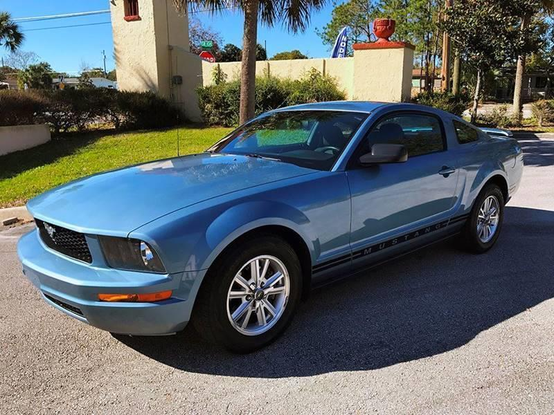2006 Ford Mustang V6 Deluxe 2dr Coupe - Winter Springs FL