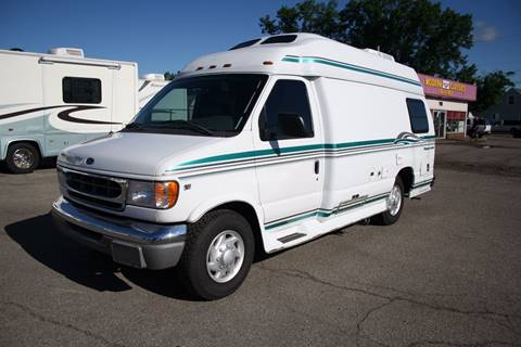 1998 Ford E-350 for sale at Modern Classics Car Lot in Westland MI