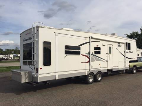 2005 Pilgrim Open Road 357 RDLS