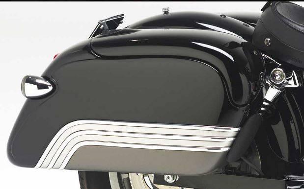-1 Corbin Bags HD Dyna-Glide & HD Dyna Wide  - Westland MI