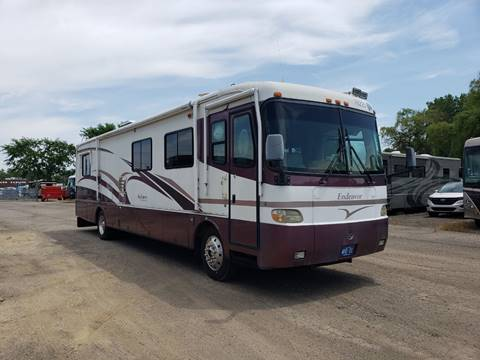 2000 Holiday Rambler Endeavor for sale in Westland, MI