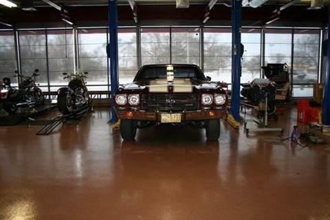 1970 Chevrolet El Camino for sale at Modern Classics Car Lot in Westland MI