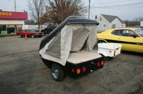 2007 Time Out Trailers Slipstream for sale at Modern Classics Car Lot in Westland MI