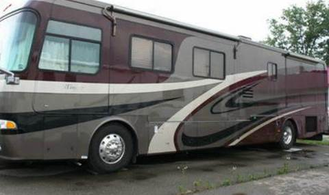 2003 Monaco Motorhome for sale at Modern Classics Car Lot in Westland MI