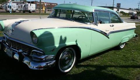 1956 Ford Fairlane for sale at Modern Classics Car Lot in Westland MI