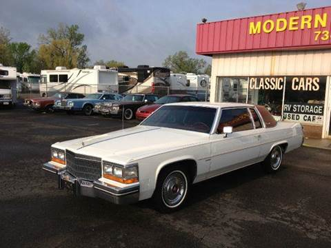 1982 Cadillac DeVille