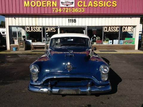 1951 Oldsmobile Eighty-Eight for sale at Modern Classics Car Lot in Westland MI