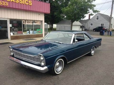 1965 Ford Galaxie 500 for sale at Modern Classics Car Lot in Westland MI