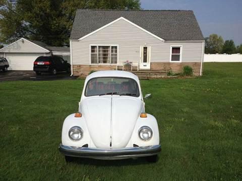 1974 Volkswagen Beetle for sale in Westland, MI