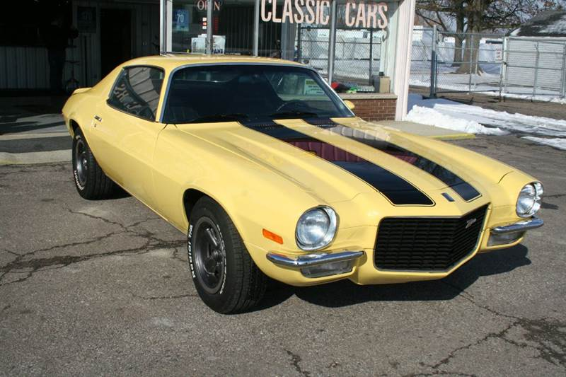 1970 Chevrolet Camaro for sale at Modern Classics Car Lot in Westland MI