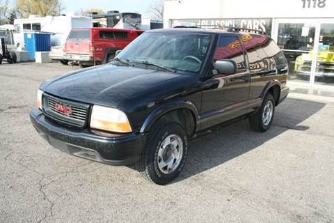 1998 GMC Jimmy for sale at Modern Classics Car Lot in Westland MI