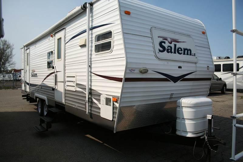 2008 Forest River Salem  for sale at Modern Classics Car Lot in Westland MI