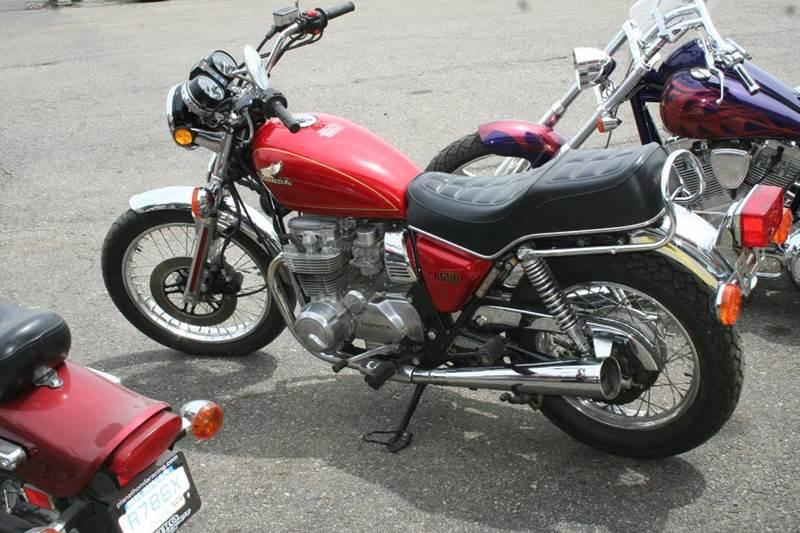1981 Honda CB650  - Westland MI