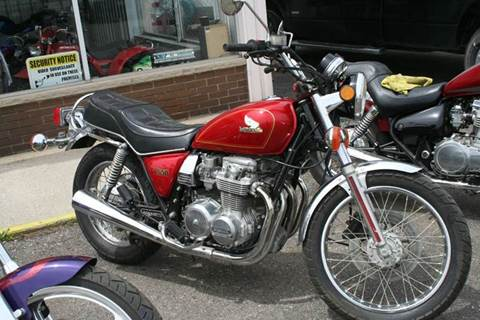 1981 Honda CB650 for sale at Modern Classics Car Lot in Westland MI