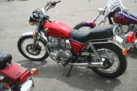 1981 Honda CB650