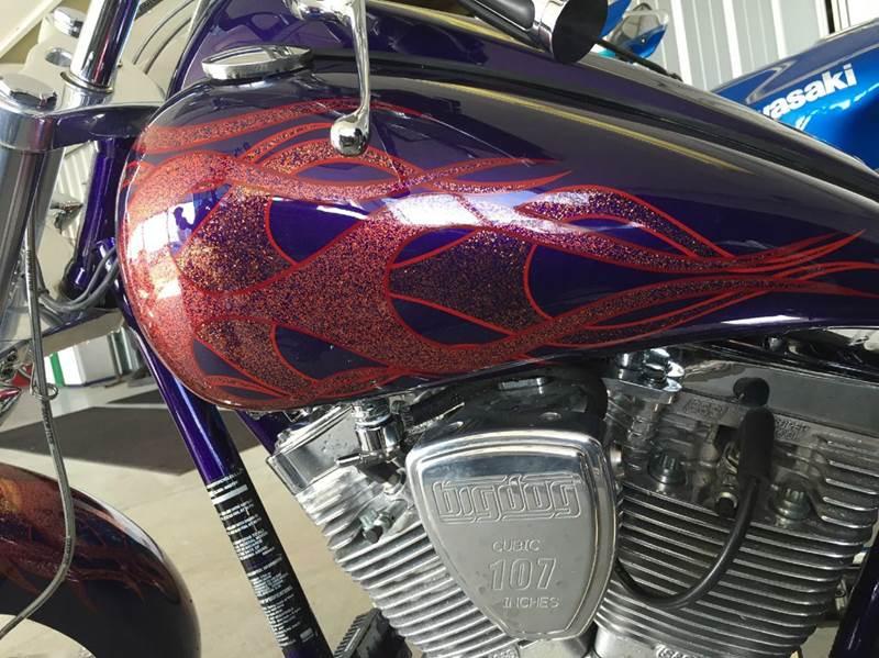 2003 Big Dog Mastiff Chopper Custom - Westland MI