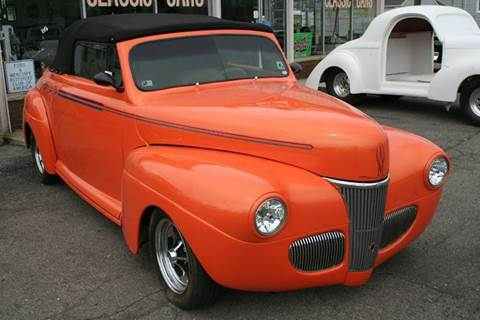 1941 Ford Convertible