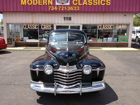 1941 Oldsmobile Custom Cruiser for sale at Modern Classics Car Lot in Westland MI