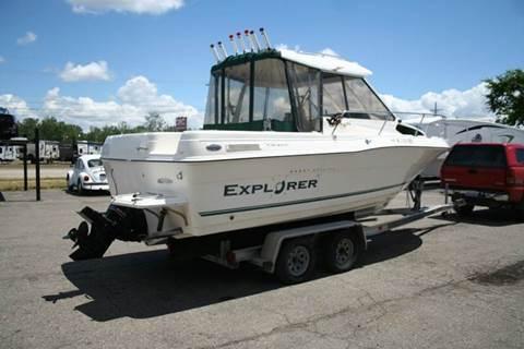 2000 Campion Explorer 672