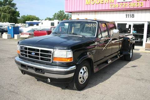 1997 Ford F-350 for sale at Modern Classics Car Lot in Westland MI