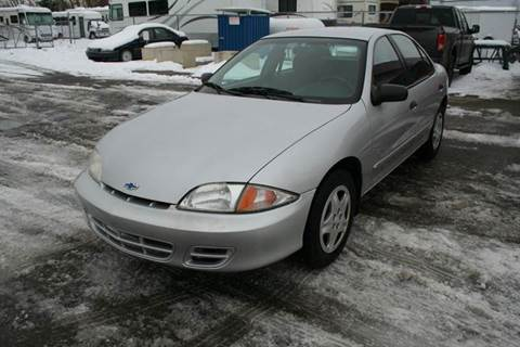 2000 Chevrolet Cavalier for sale at Modern Classics Car Lot in Westland MI