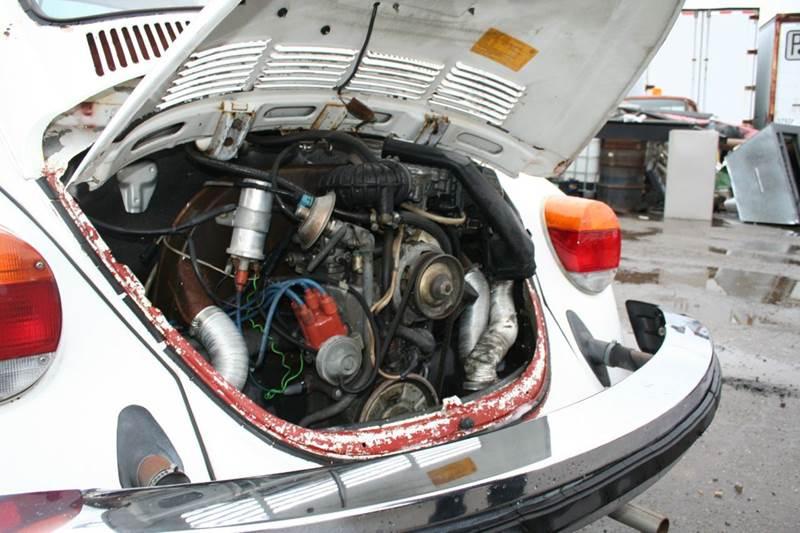 1977 Volkswagen Beetle  - Westland MI