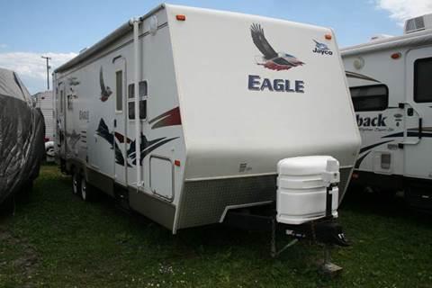 2006 Jayco Eagle for sale at Modern Classics Car Lot in Westland MI
