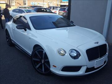 2014 Bentley Continental GT V8 S for sale in North Brunswick, NJ