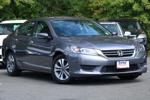 2015 Honda Accord for sale in North Brunswick, NJ