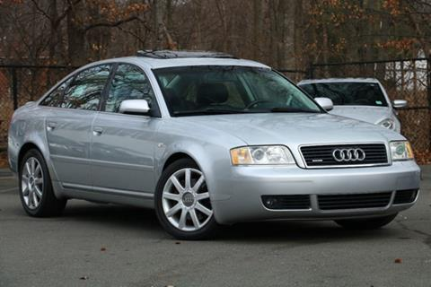 Used 2004 Audi A6 For Sale in New Jersey - Carsforsale.com