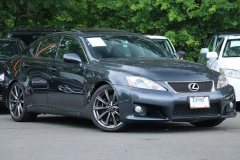 2008 Lexus IS F for sale in North Brunswick, NJ