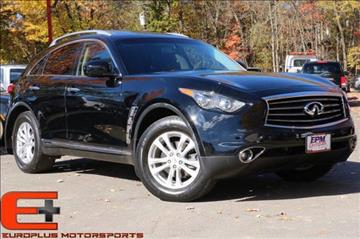 2013 Infiniti FX37 for sale in North Brunswick, NJ