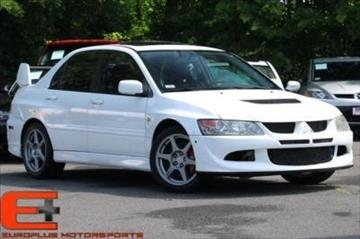 2005 Mitsubishi Lancer Evolution for sale in North Brunswick, NJ