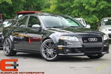 2008 Audi RS 4 for sale in North Brunswick, NJ