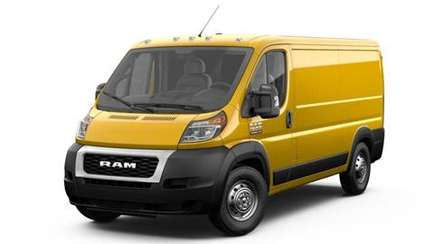 fe0c316f67 2019 RAM ProMaster Cargo 1500 136 WB. - 1500 136 WB 3dr Low Roof Cargo Van