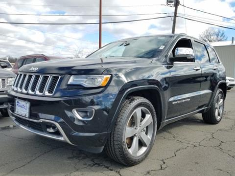 2015 Jeep Grand Cherokee for sale in Lawrenceville, NJ