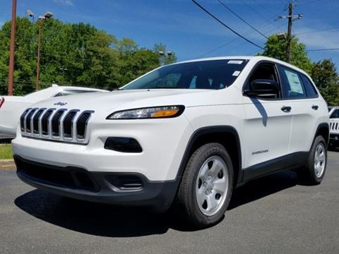 2016 Jeep Cherokee for sale in Lawrenceville, NJ