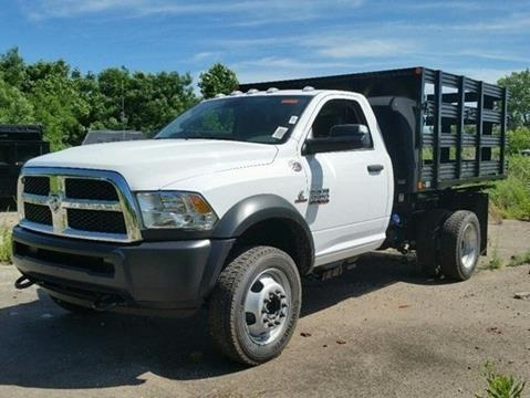 2016 RAM Ram Chassis 5500 for sale in Lawrenceville, NJ
