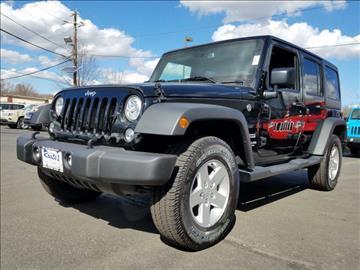 2017 Jeep Wrangler Unlimited for sale in Lawrenceville, NJ