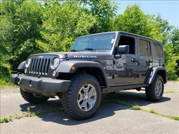 2017 Jeep Wrangler Unlimited for sale in Lawrenceville, NJ
