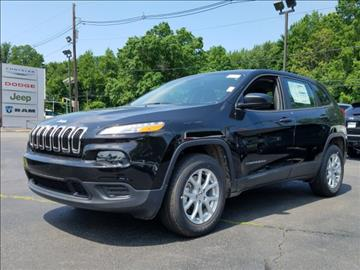 2017 Jeep Cherokee for sale in Lawrenceville, NJ