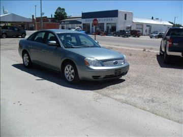 2007 Ford Five Hundred for sale in Rushville, NE