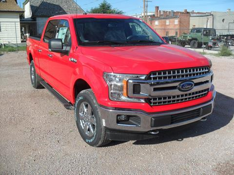 2018 Ford F-150 for sale in Rushville, NE