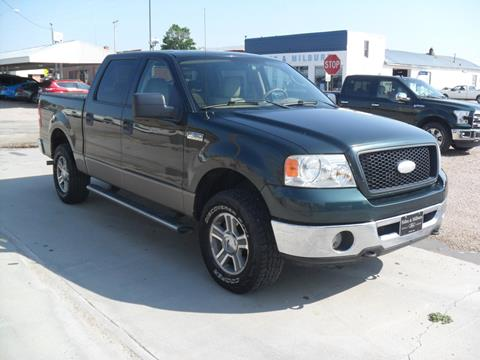 2006 Ford F-150 for sale in Rushville, NE