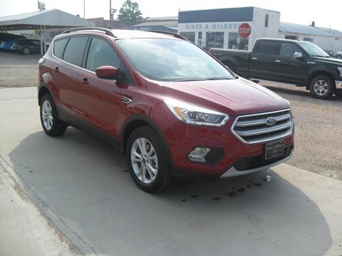 2017 Ford Escape for sale in Rushville NE