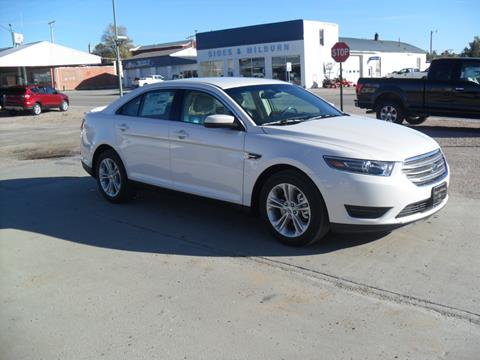 2017 Ford Taurus for sale in Rushville, NE