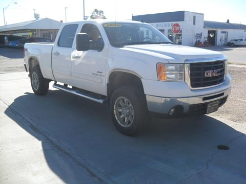2009 GMC Sierra 2500HD for sale in Rushville, NE