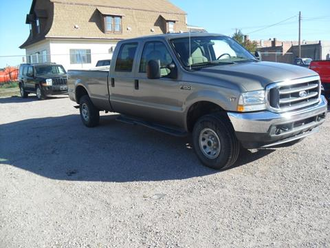 2004 Ford F-250 Super Duty for sale in Rushville NE