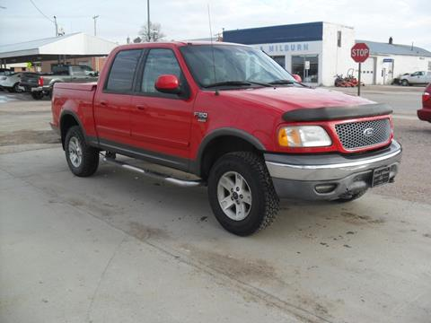 2003 Ford F-150 for sale in Rushville, NE