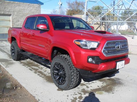 2016 Toyota Tacoma for sale in Rushville, NE